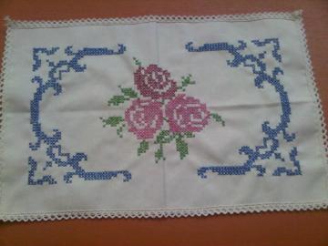 rose cloth