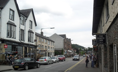 Aberfeldy, Scotland