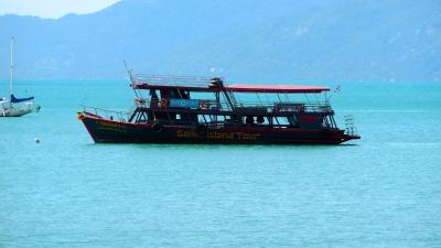 Boat - Koh Samui